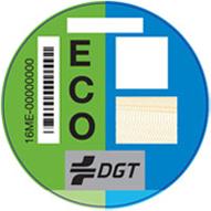 Etiqueta ECO emisiones